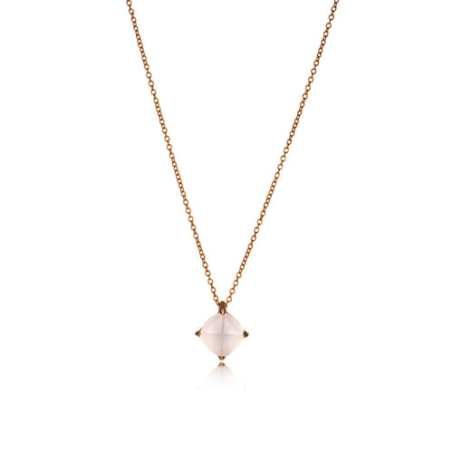 Rose Girl Necklace