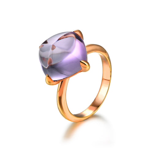 Lovely Lilac Ring