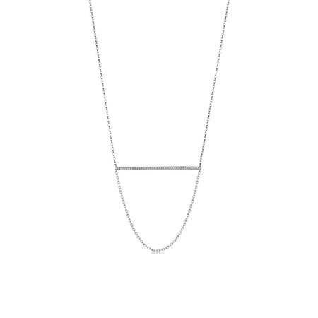 Zip Up Necklace