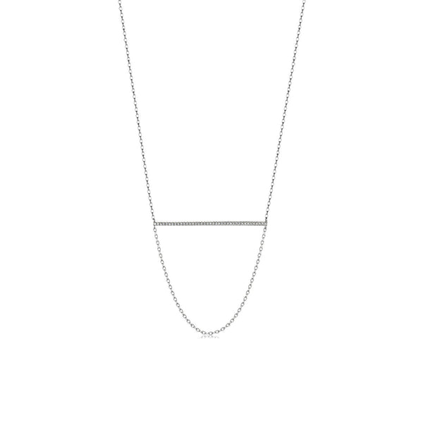 Zoe Bar Chain Necklace