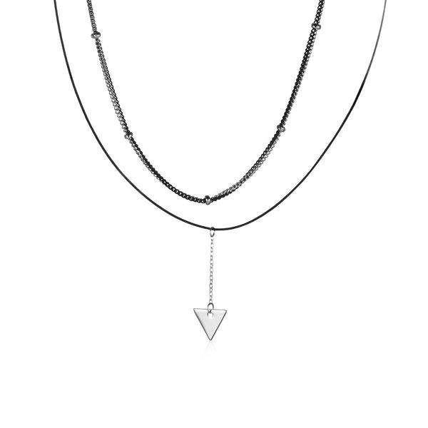 Triangle Drop Choker