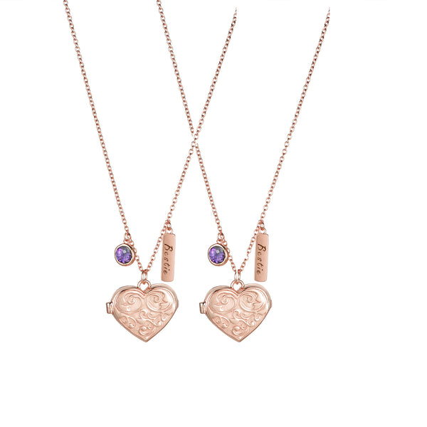Bestie Locket (Set of 2)