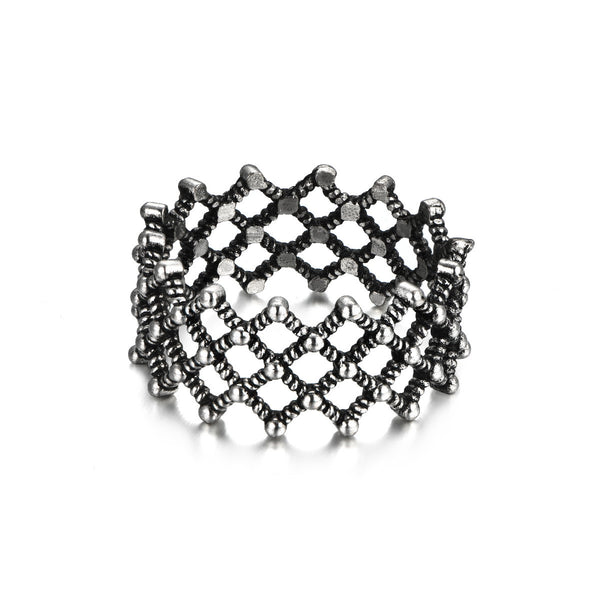 Fence of Heart Ring