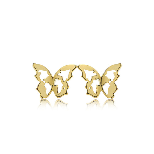 Beautiful Together Butterfly Earrings