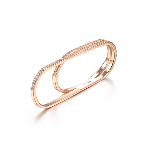 Clip Shape Ring
