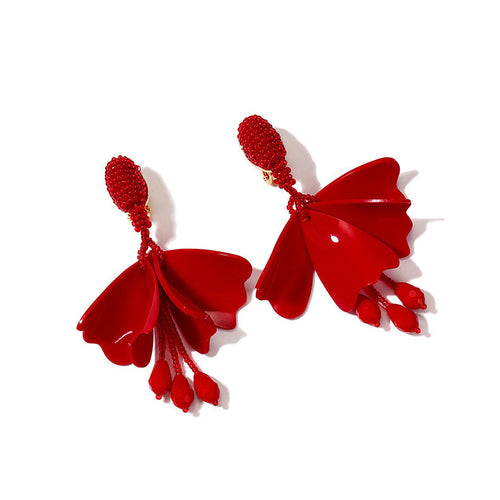 Flower Queen Earrings
