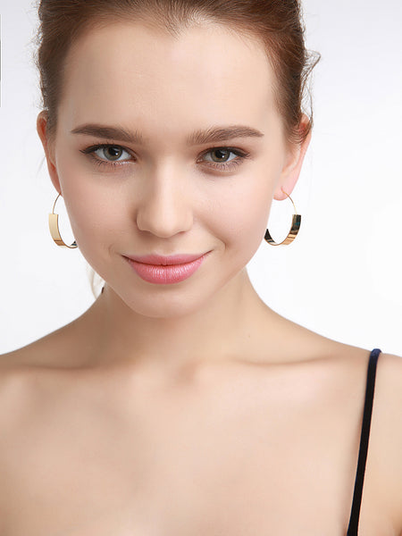 Chasing Dreams Hoop Earrings