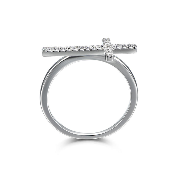 Prayer Cross Ring