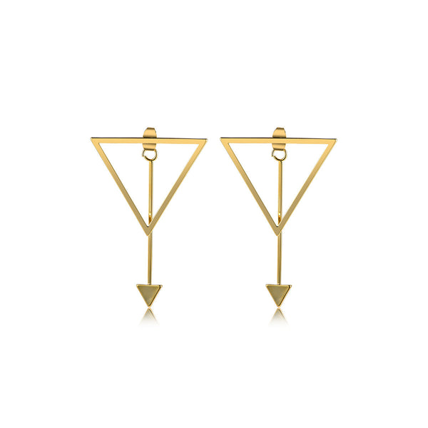 Triangle Fashion Earrings
