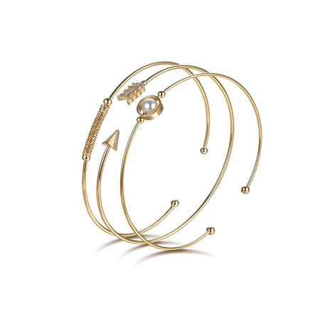 Lock Down Bangle