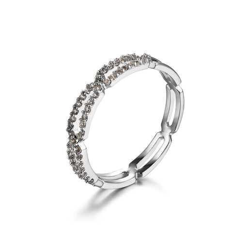 Princessa Circle Ring