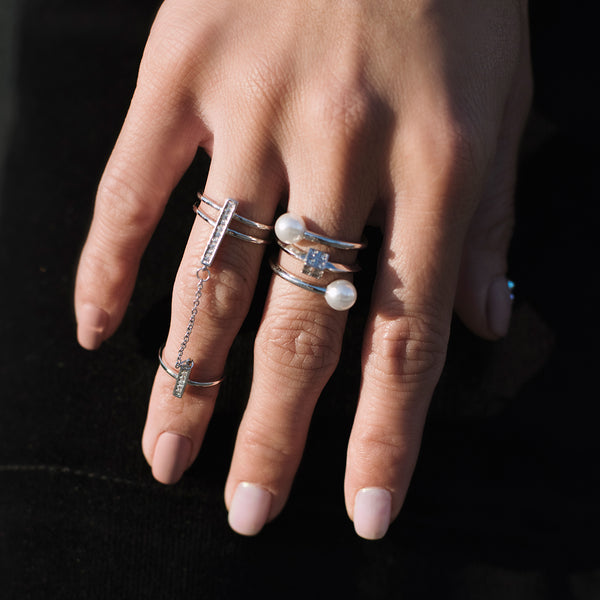 Lady Jane Connected Ring