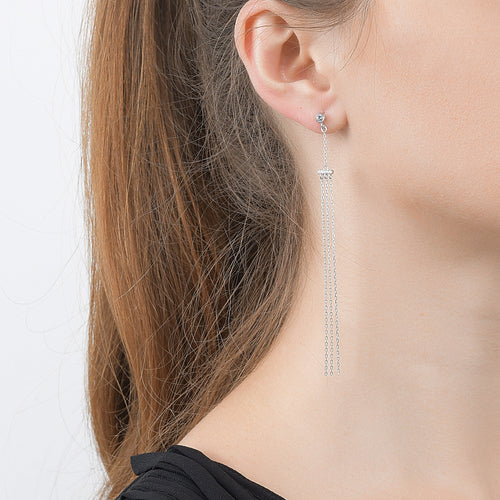 Stretched Out Earrings