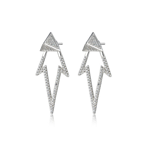 Shooting Star Earrings