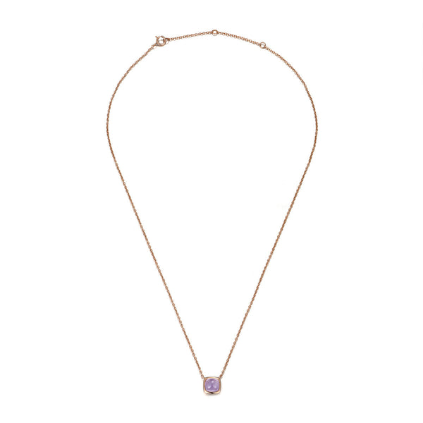 Magical Lilac Necklace
