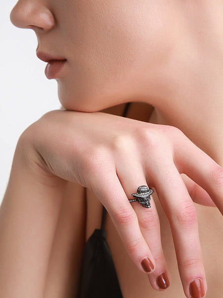 Magic Skull Ring