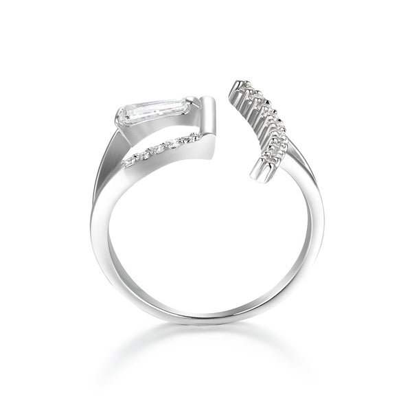 Modern Simple Ring Double Crystal Channel