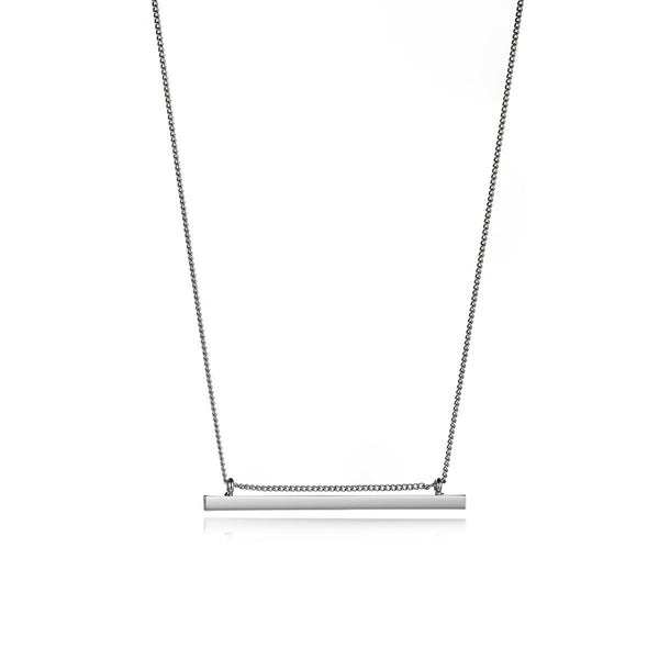 Straight Forward Necklace