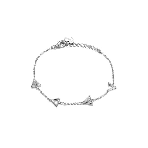 Triangle Chic Bracelet