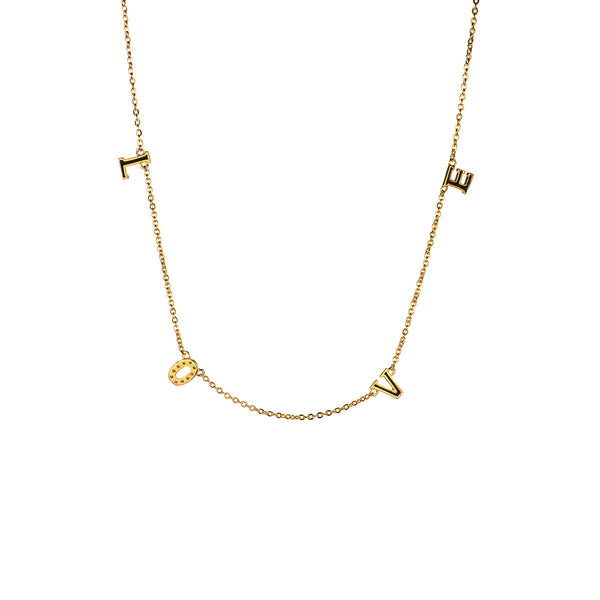 Frankie Love Necklace