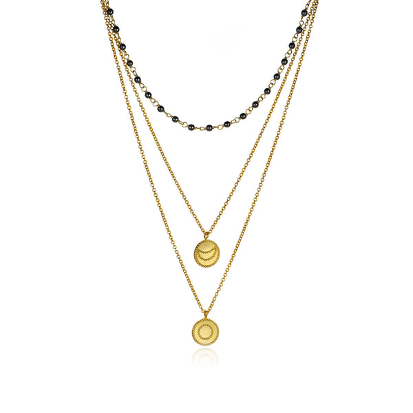 Layered Up Gala Necklace