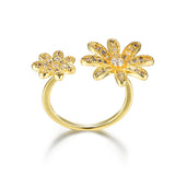 Royal Flower Ring