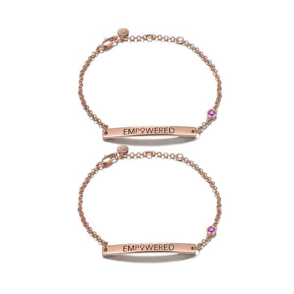 Empowerment Bracelet (Set of 2)