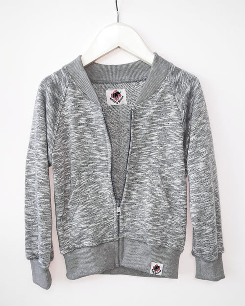 Fearless Track Top- Unisex - Roses & Rhinos