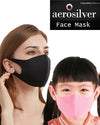 ADULT Aerosilver 3D Face Mask - Roses & Rhinos
