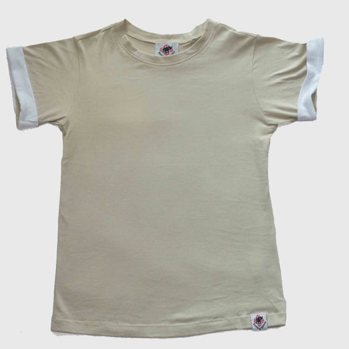 Unisex Roll Sleeve T-Shirt