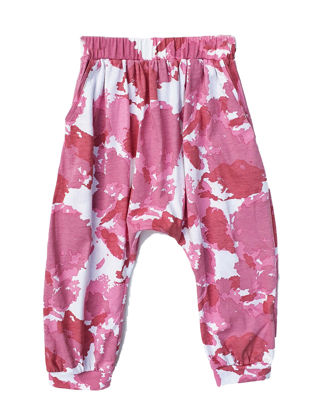 Clouds Pink Hareem- Unisex - Roses & Rhinos