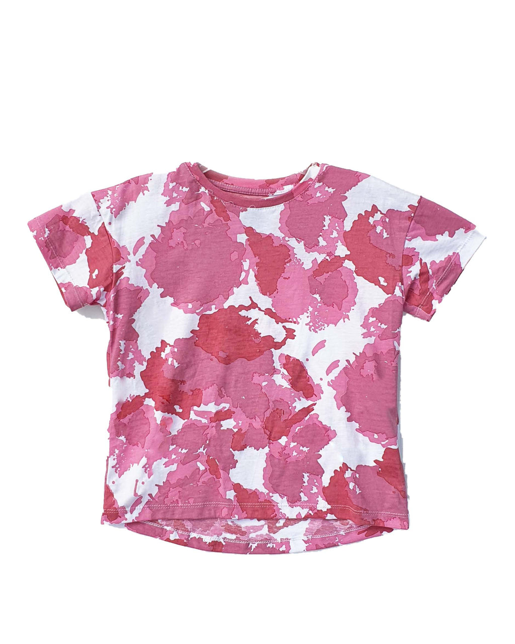 Clouds Pink T-shirt- unisex - Roses & Rhinos