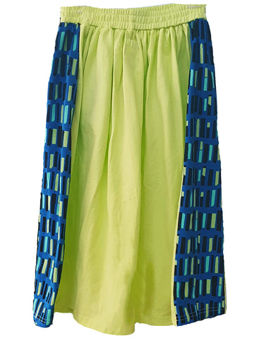Latifah Dash Layer Maxi Dress