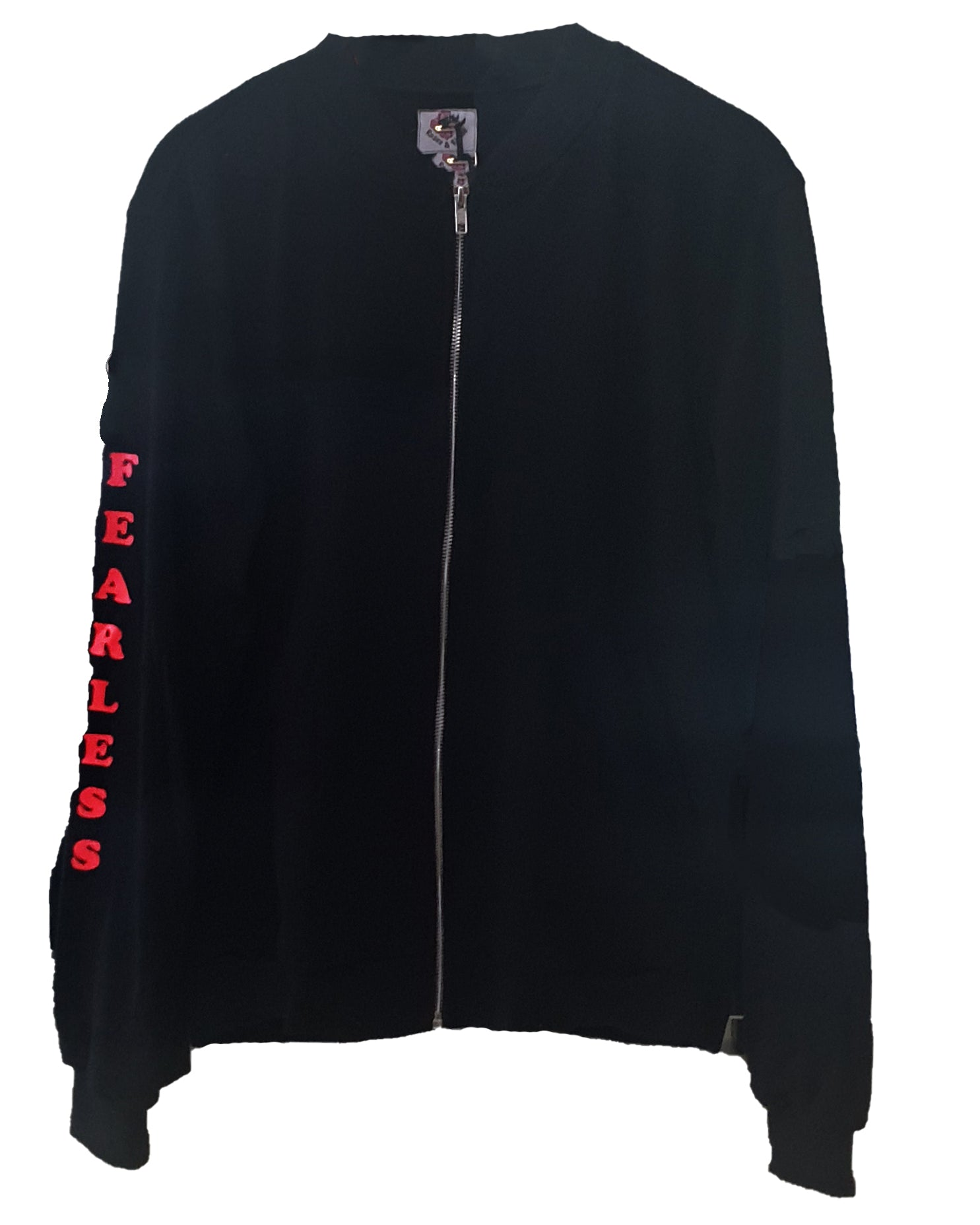Adult Fearless Track Jacket- Mens - Roses & Rhinos
