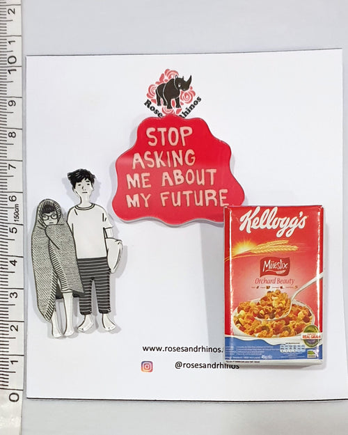 Kellogs Future x 3 Pin