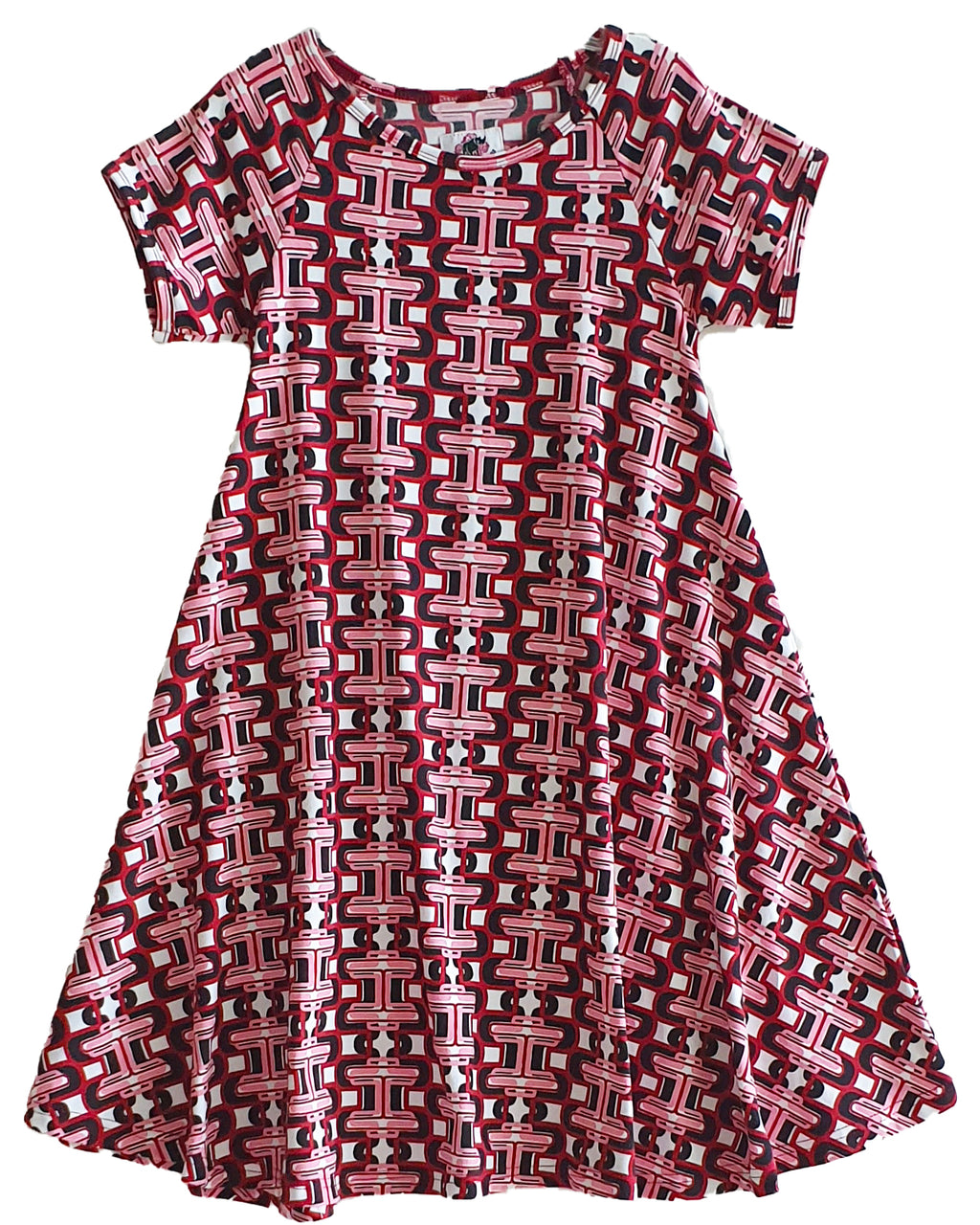 Lauryn Link Swing Dress - Roses & Rhinos