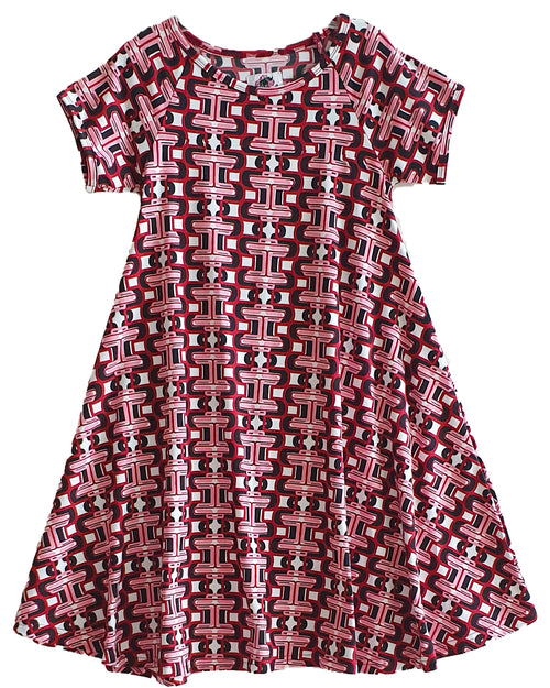 Lauryn Link Swing Dress