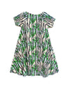 Woodlands Cameo Swingaling Dress - Roses & Rhinos