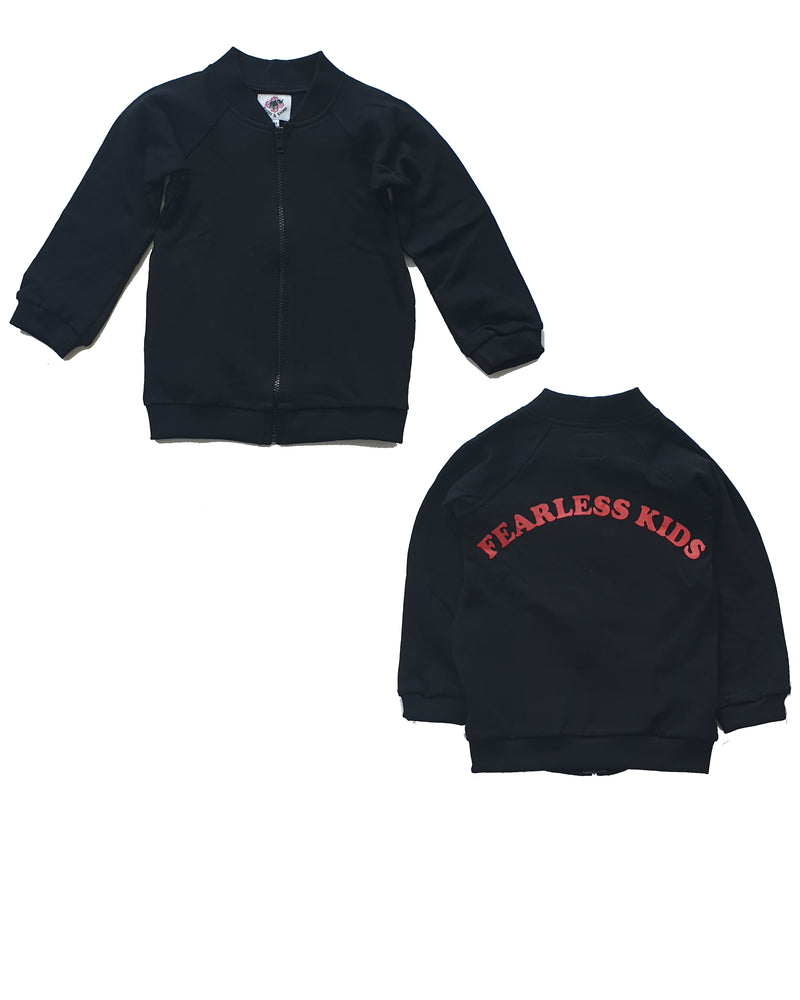Fearless Track Jacket - Roses & Rhinos