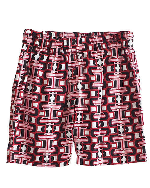 LL Cool Links Red Shorts