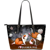 Guinea Pig Large Tote Bag P07