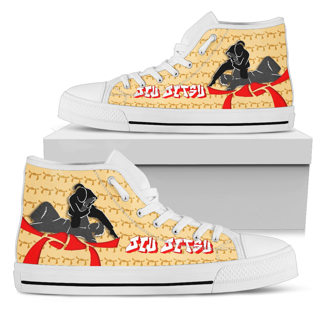 Golden Elephant High Top Shoes Photo