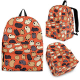 Pug Backpack Bag A56TP