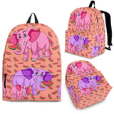 Elephant Backpack Bag v1