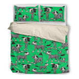 Chinese crested Bedding Set 1210p2