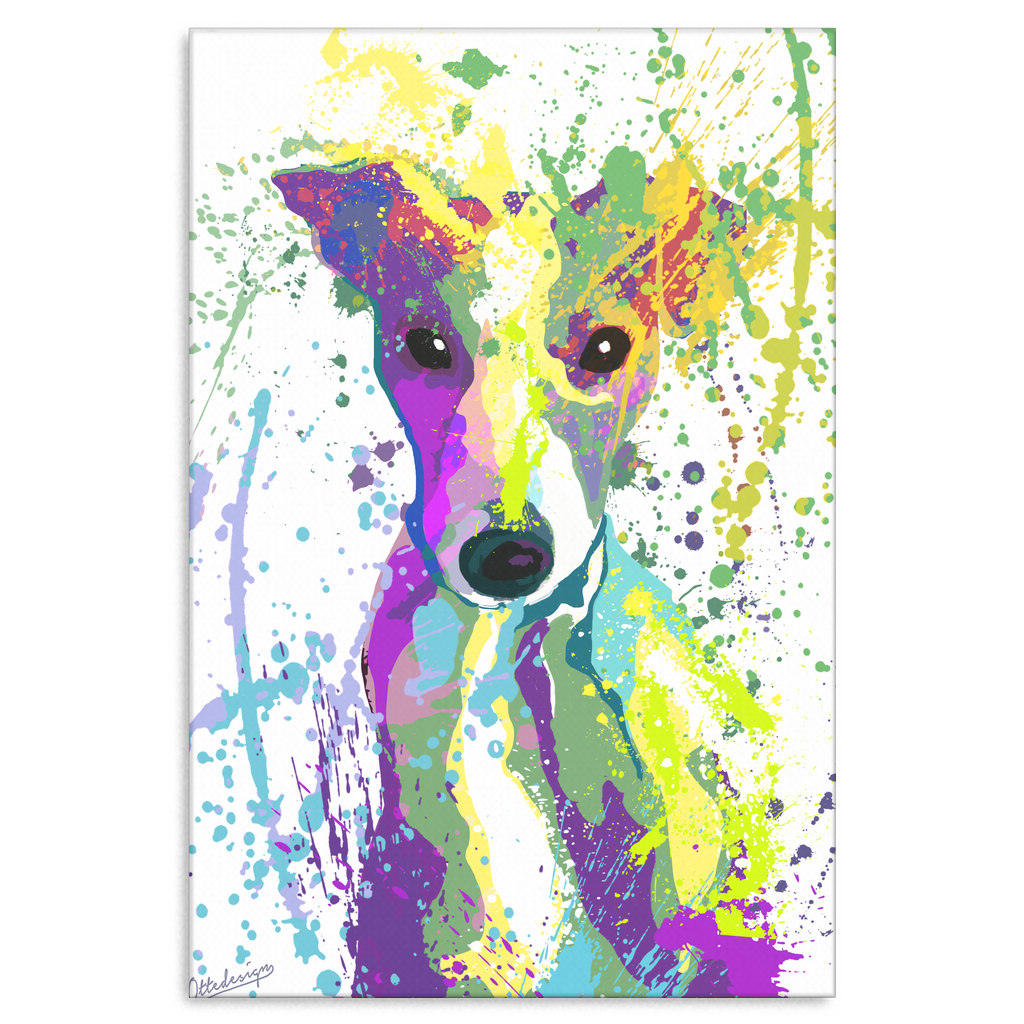 Jack russell Canvas Wrap 2702TP