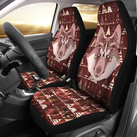 Husky Car Seat Covers Ja31HV