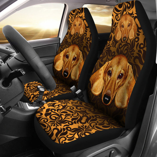 Dachshund Car Seat Covers Jan30PM - Ottedesign - Shopping Online