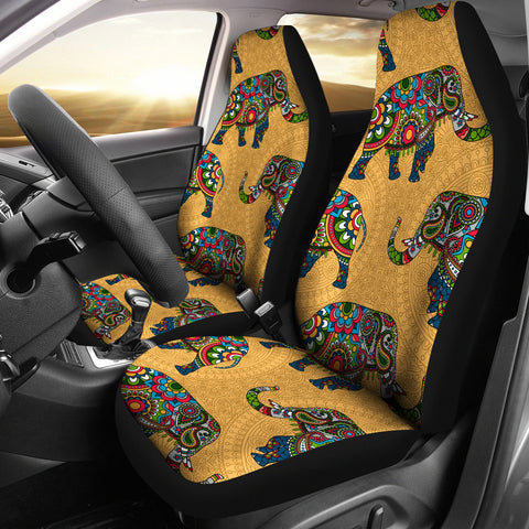 Elephant Car Seat Covers Jan31DL