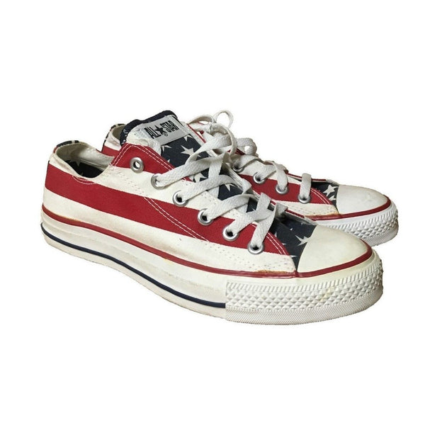 71ba7915d7ba Converse Chuck Taylor All Star Stars   Bars 6.5 Men s  8.5 Women s USA Shoes